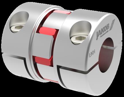 Elastomerkupplung / Halbschalennabe - EKH 90