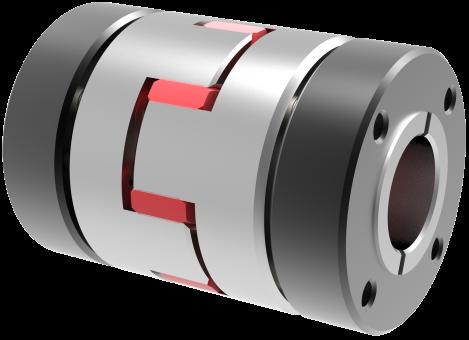 Elastomerkupplung / Konus-Spannringnabe - ESM-A 320