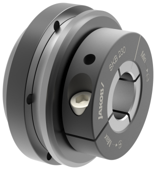 Safety Coupling for indirect drives / Clamping-Ring Hub - SKB 15