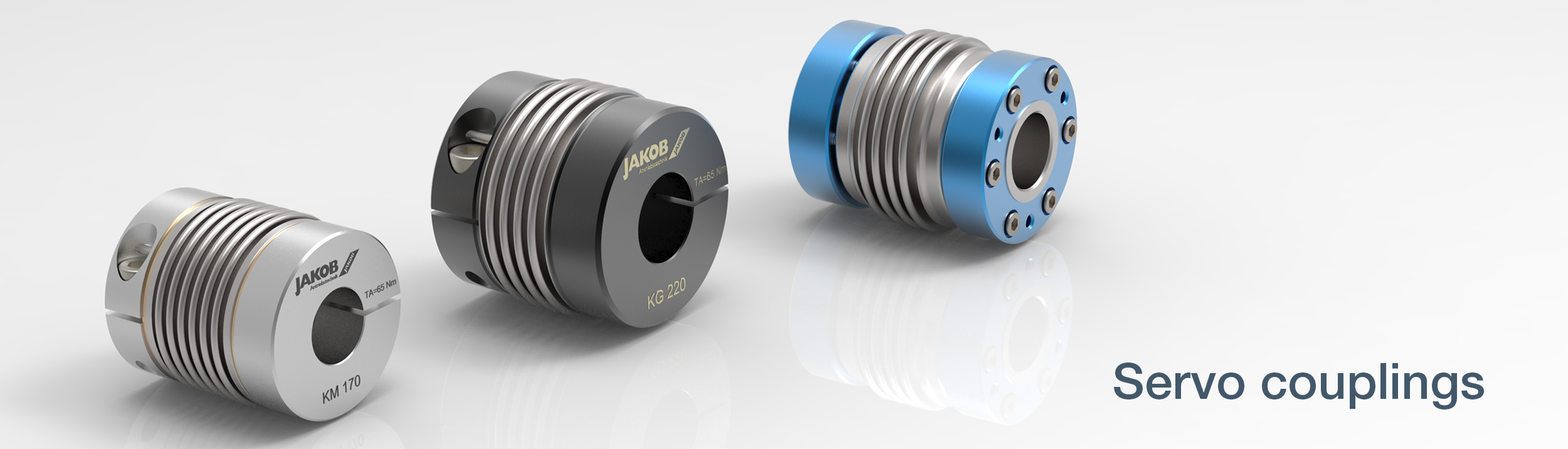 Banner Servo couplings